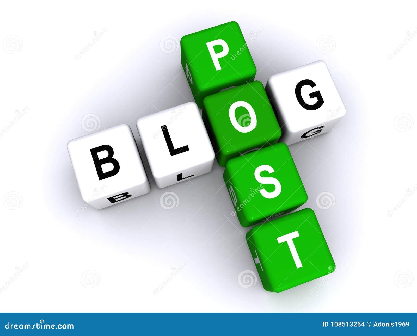 Blog poczta
