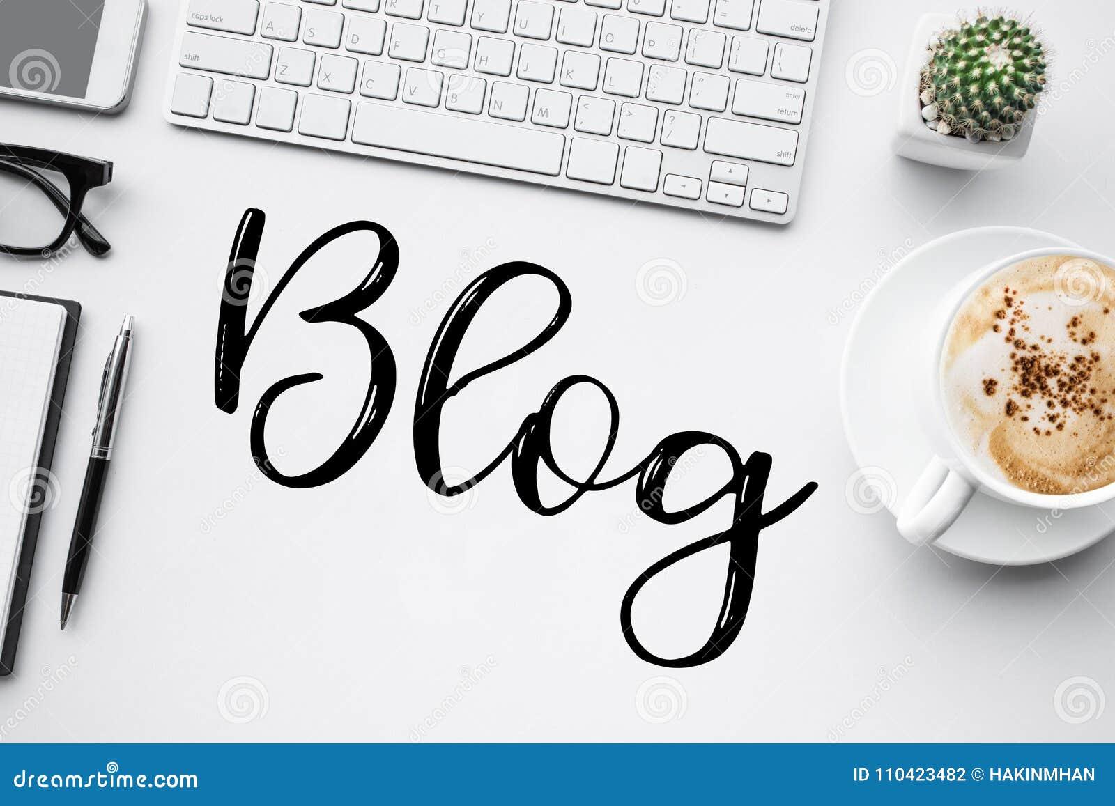 Blogging, идеи концепций блога с worktable