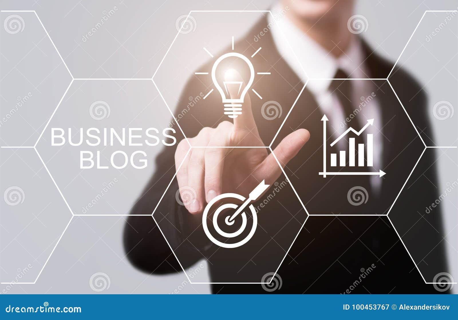 Blogu Biznesowy Internetowy Komunikacyjny Ogólnospołeczny Medialny pojęcie