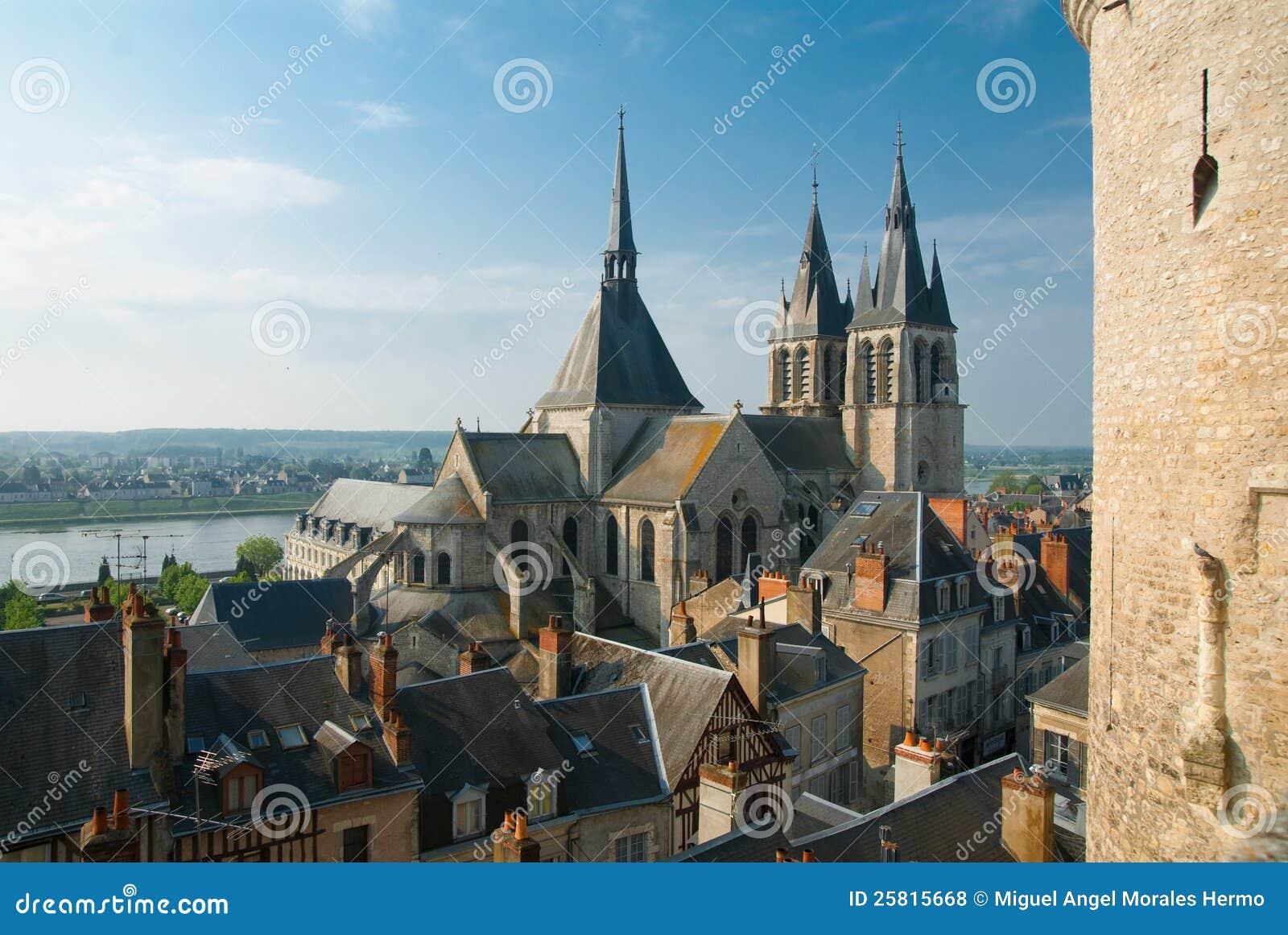 Blois city