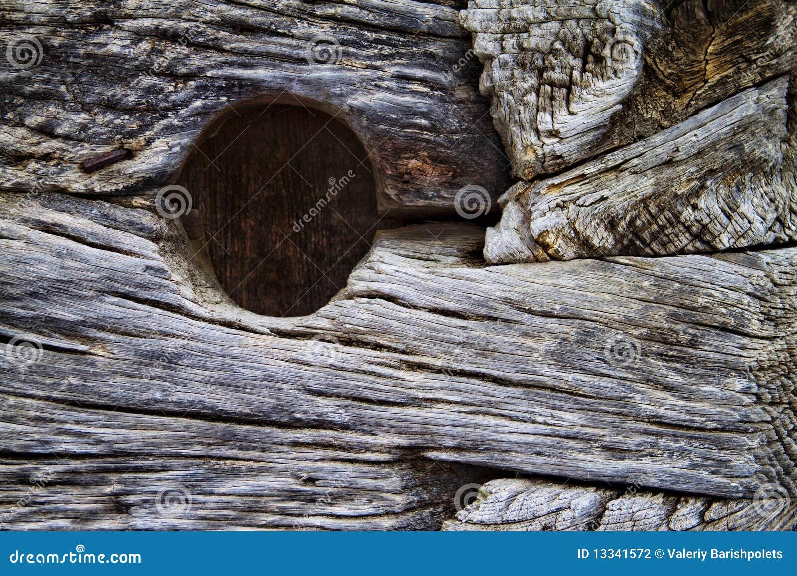 Blokhauz drewniany