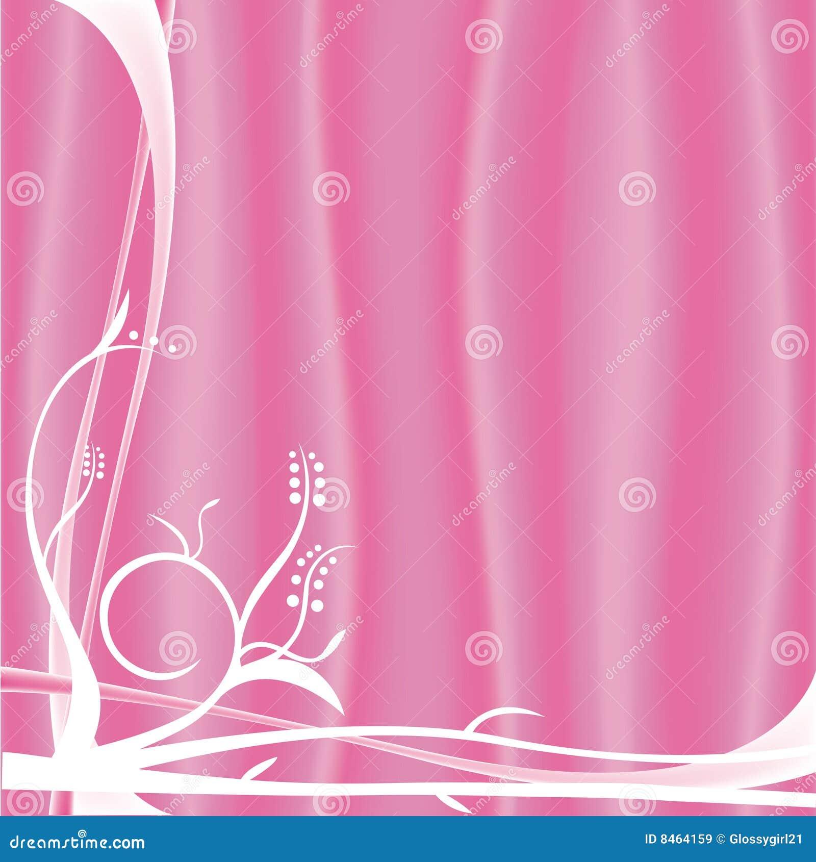 Blom- pink för design