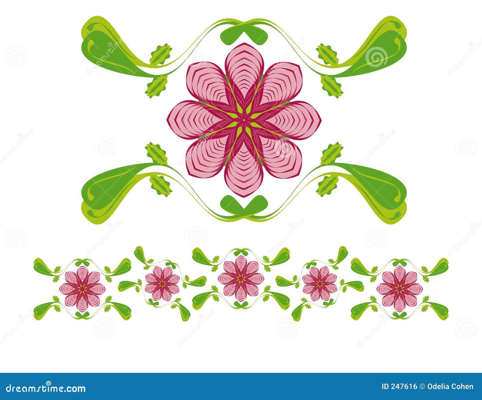 Blom- prydnad