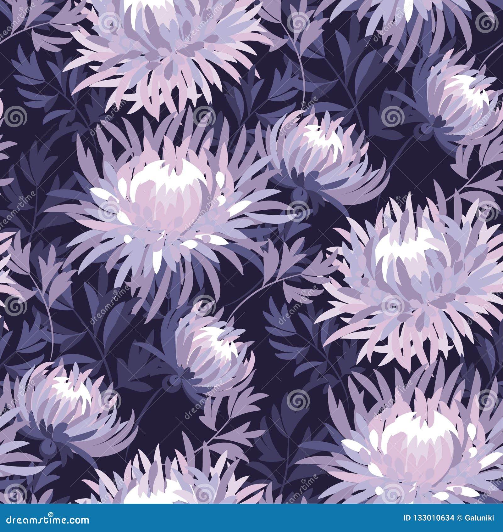 Blom- seamless färgmodell
