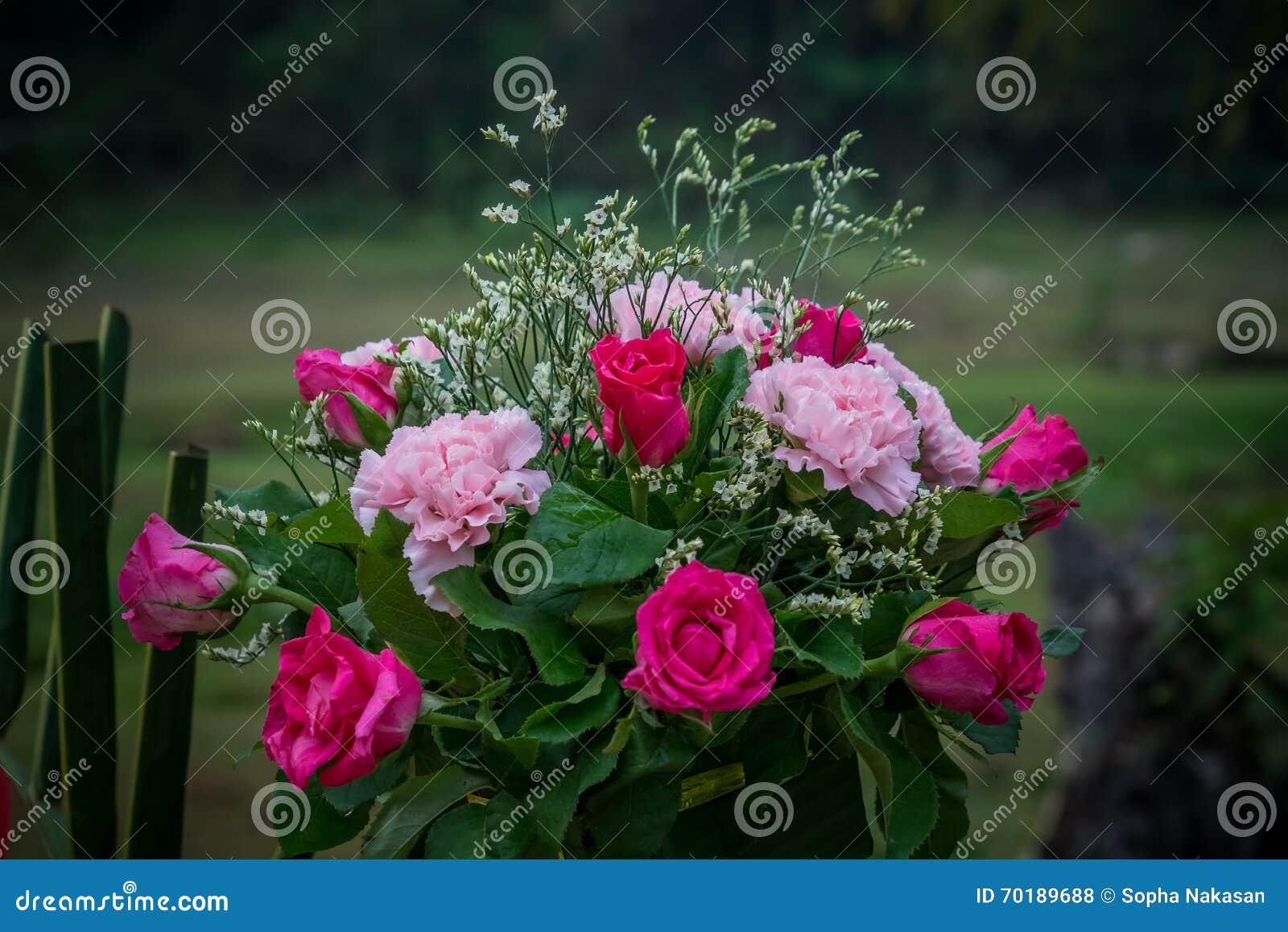 Blomma för att gifta sig eller ceremoni