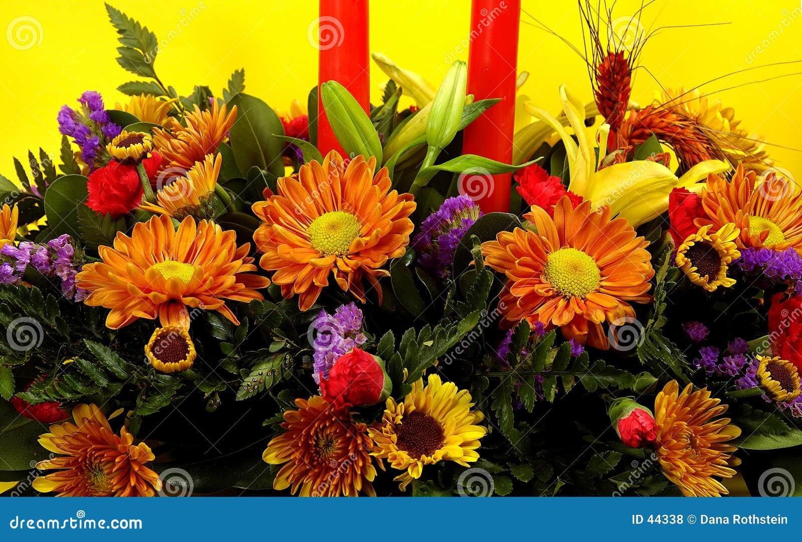 Blommaferietabell