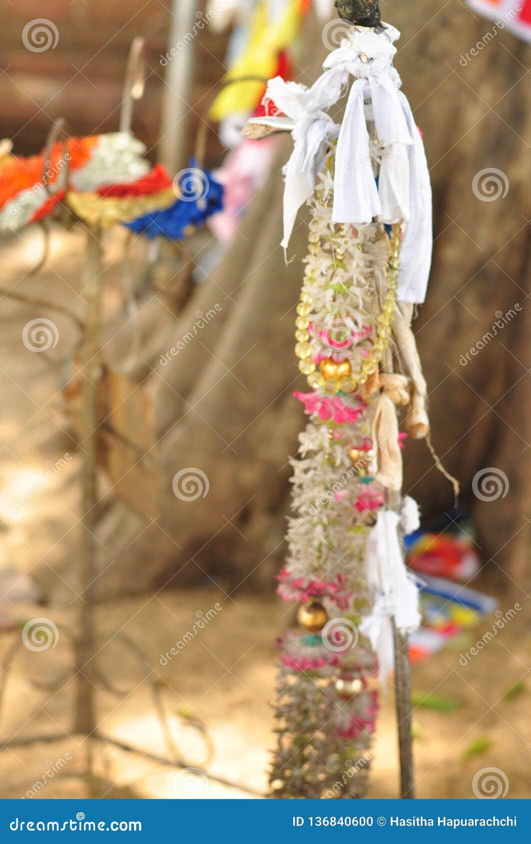 Blommahalsband