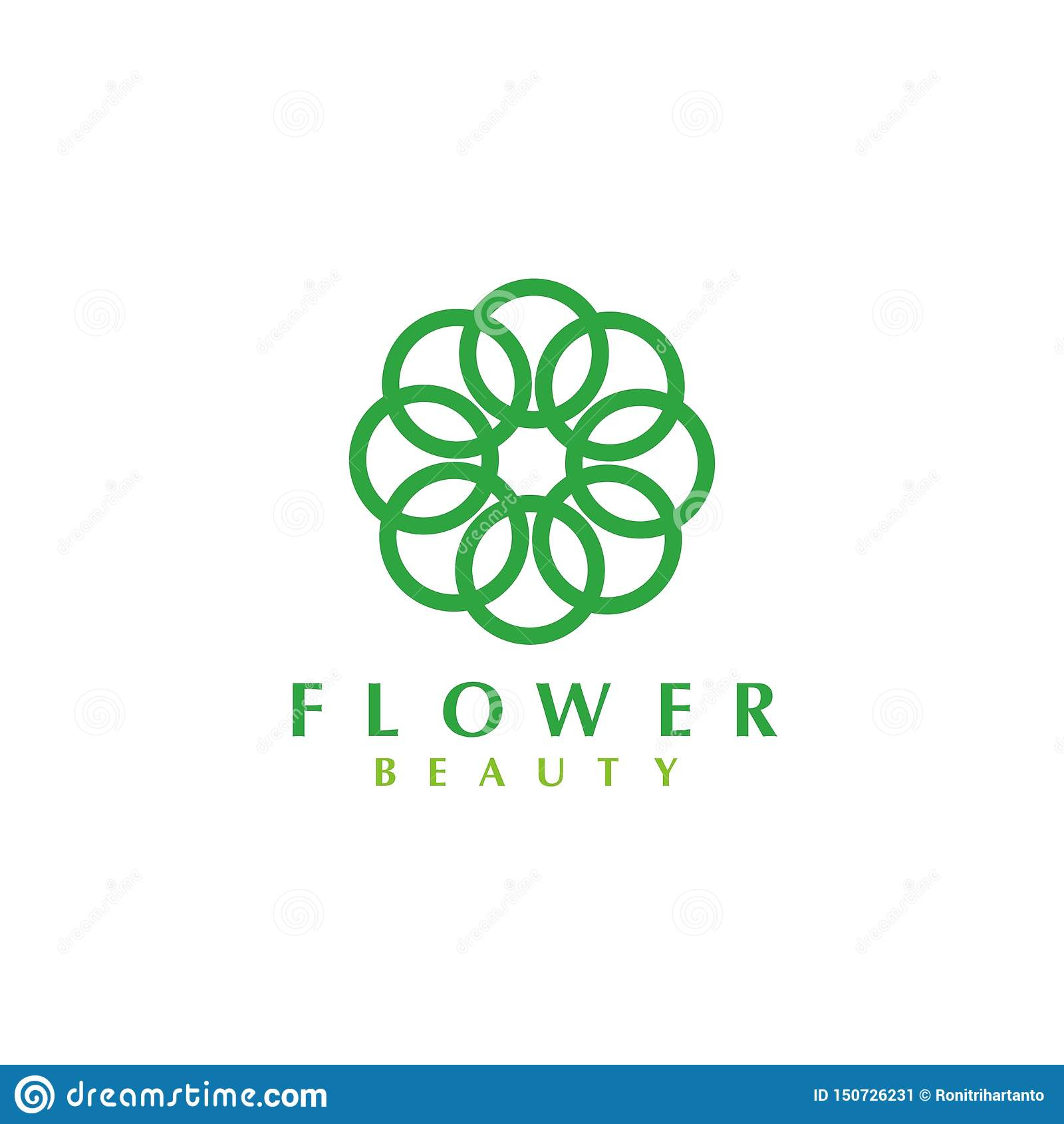BlommaLogo Design inspiration modern mall för logo