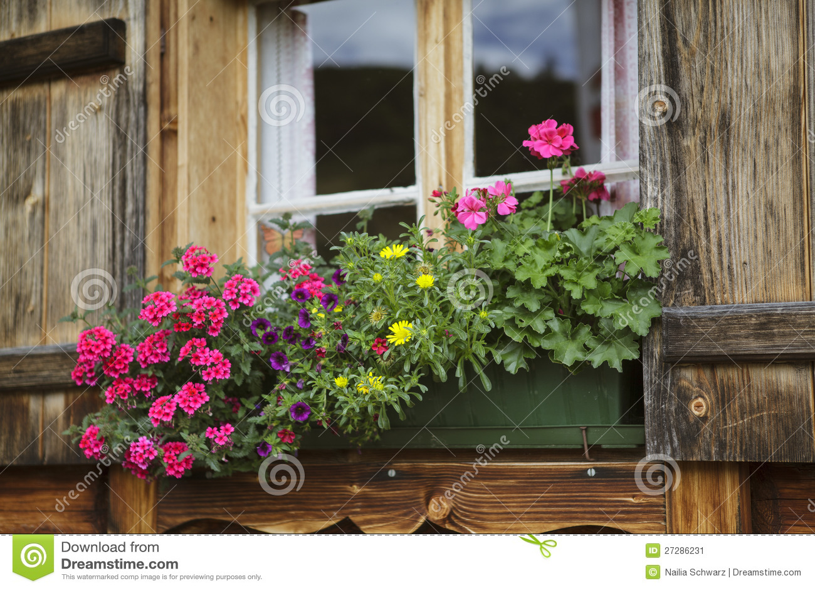 Blommaordningar