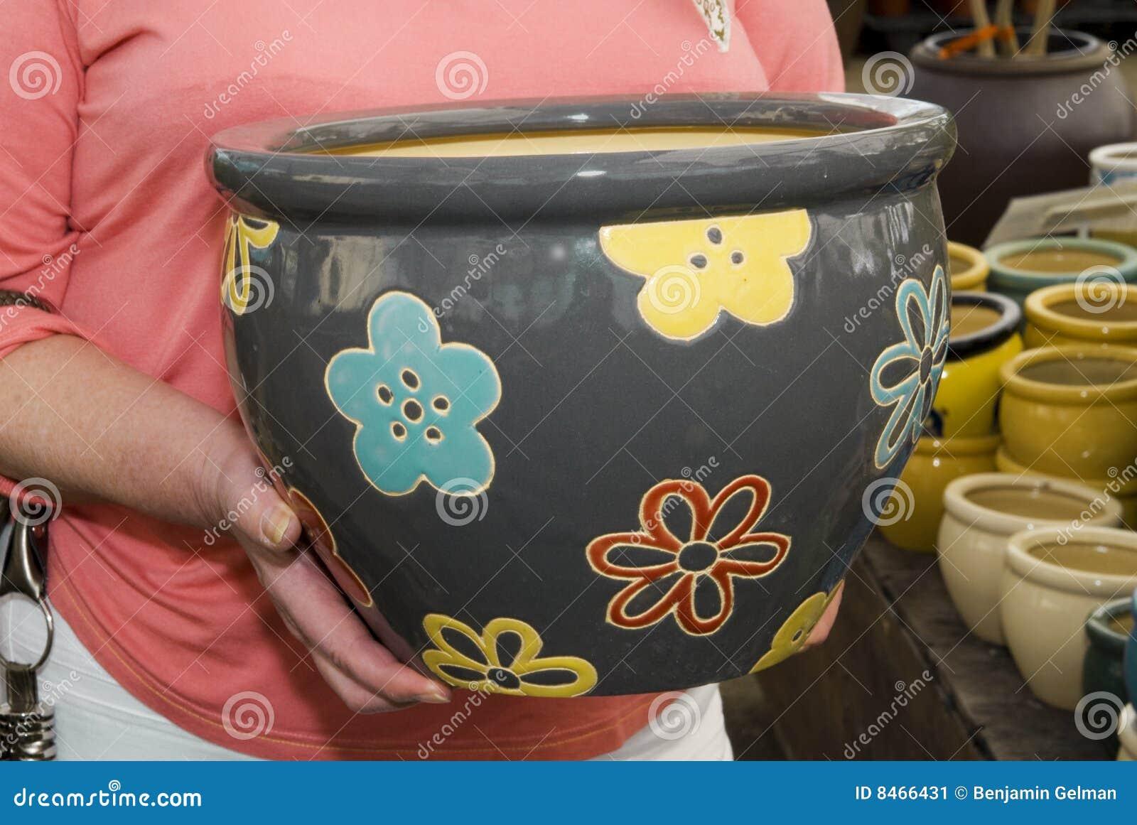 Blommar vases