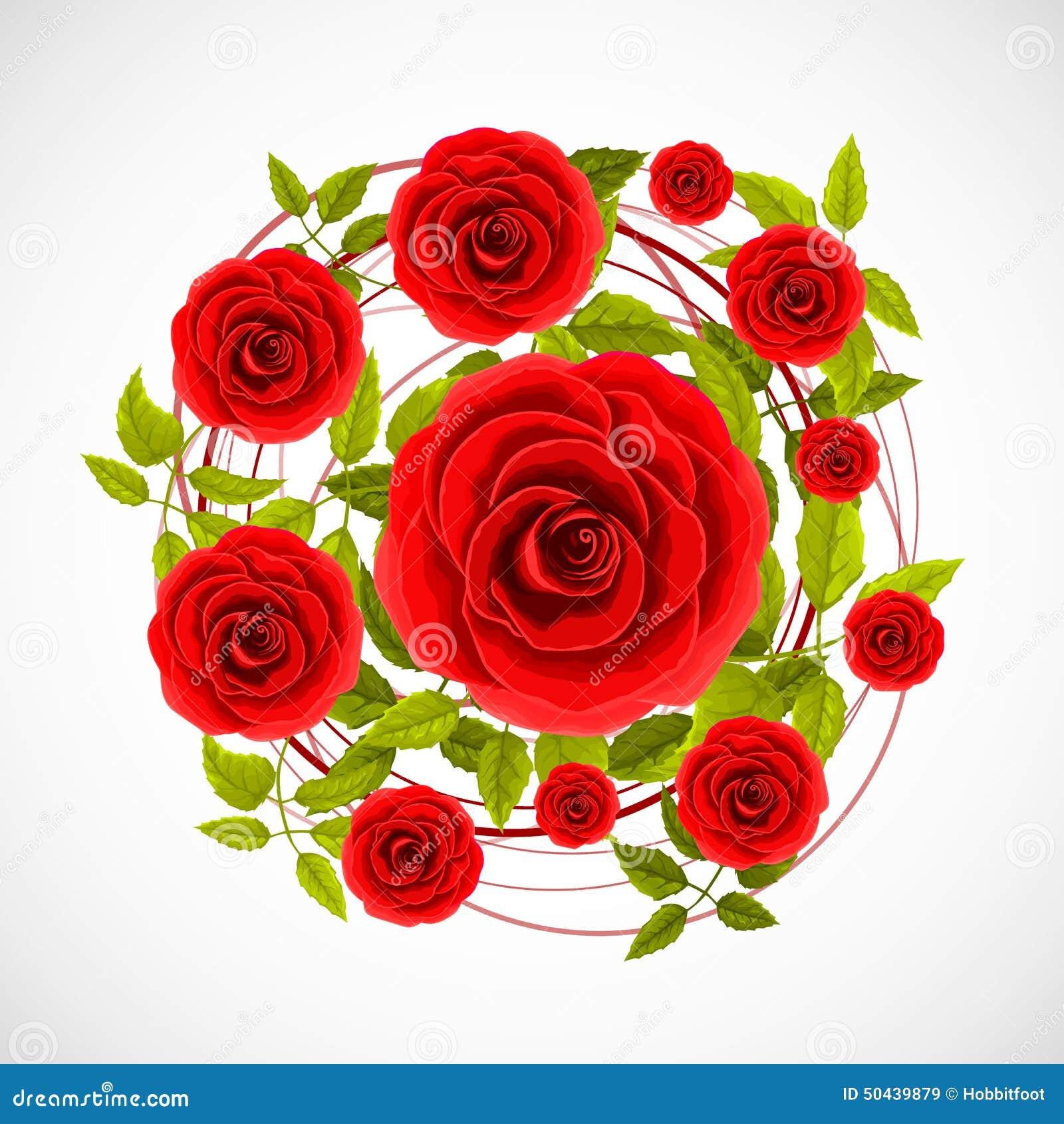 Blommarosetikett