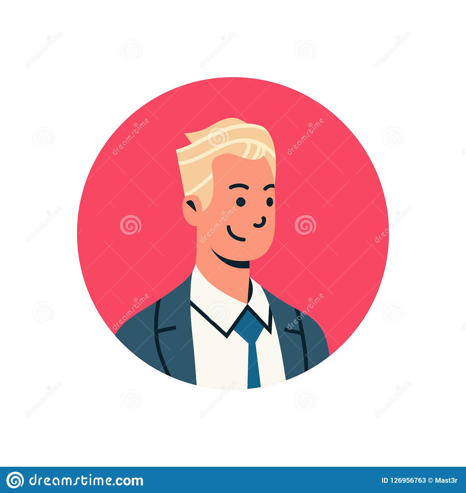 Blond Cartoons Illustrations Amp Vector Stock Images