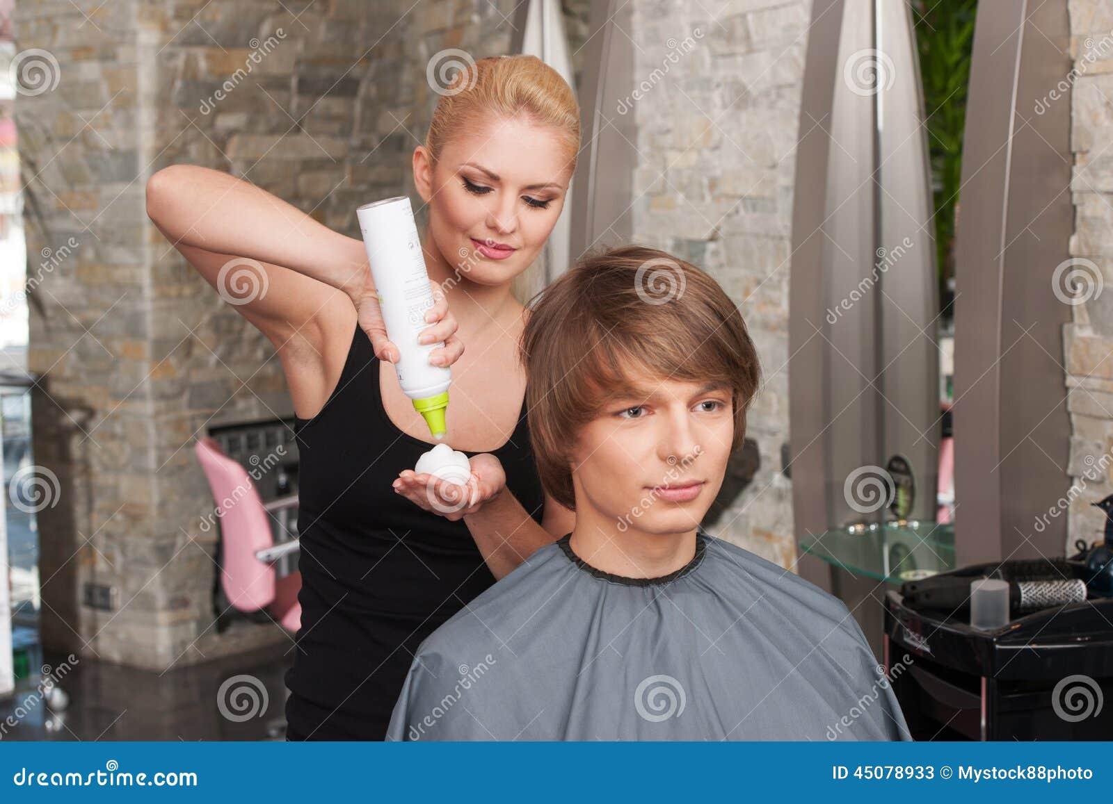 sprej salong & hår