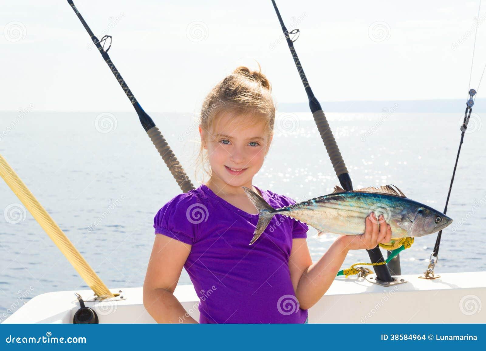 рыбалка за тунцами