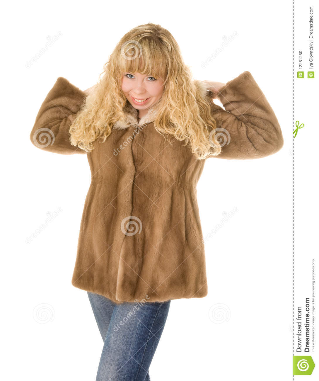 Apologise, but, Beautiful blonde in fur coat final