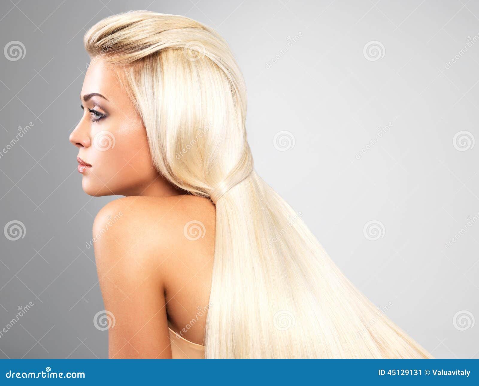 långt hår x betygsatt blond i Växjö