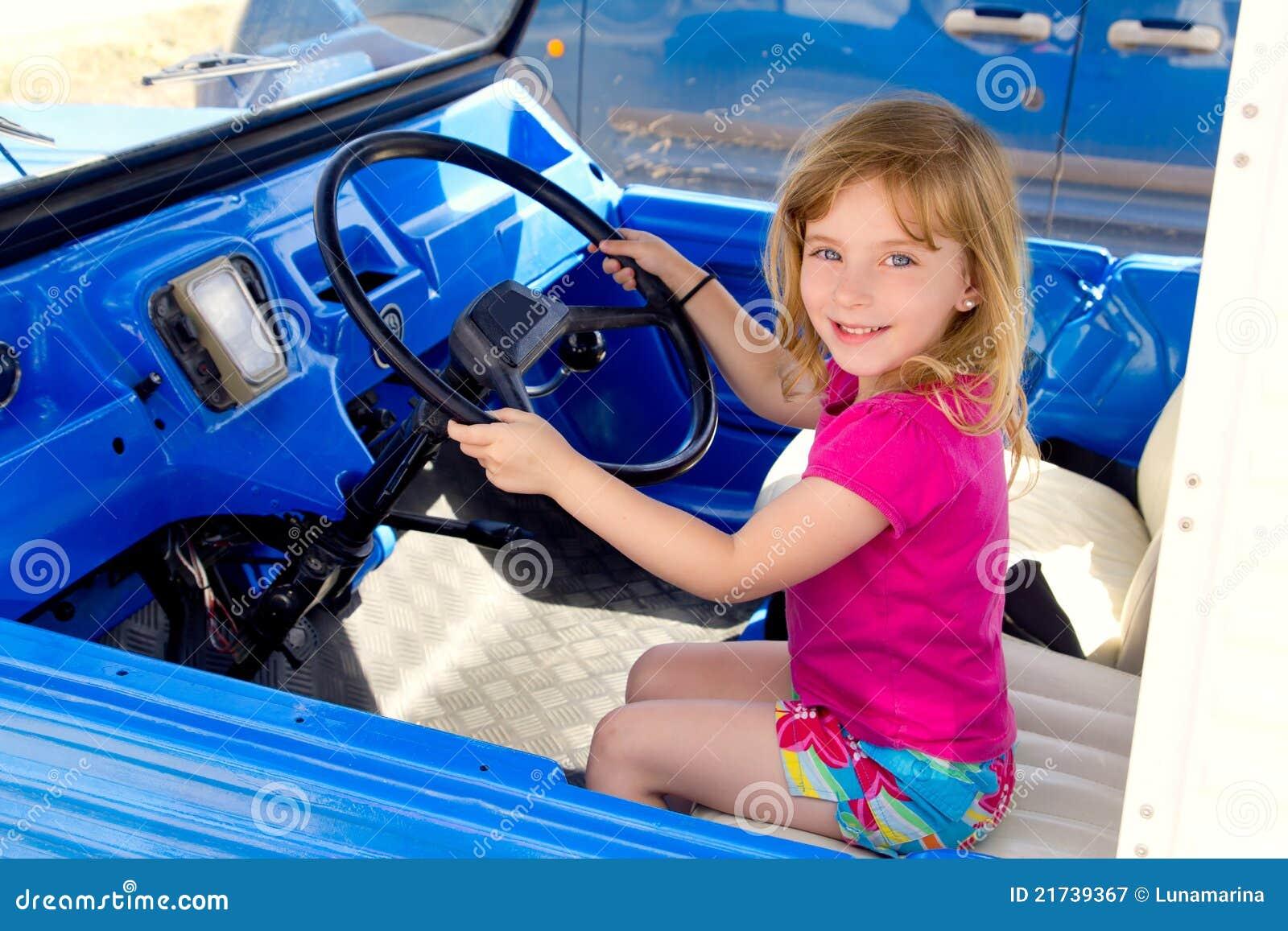 little girl car porn