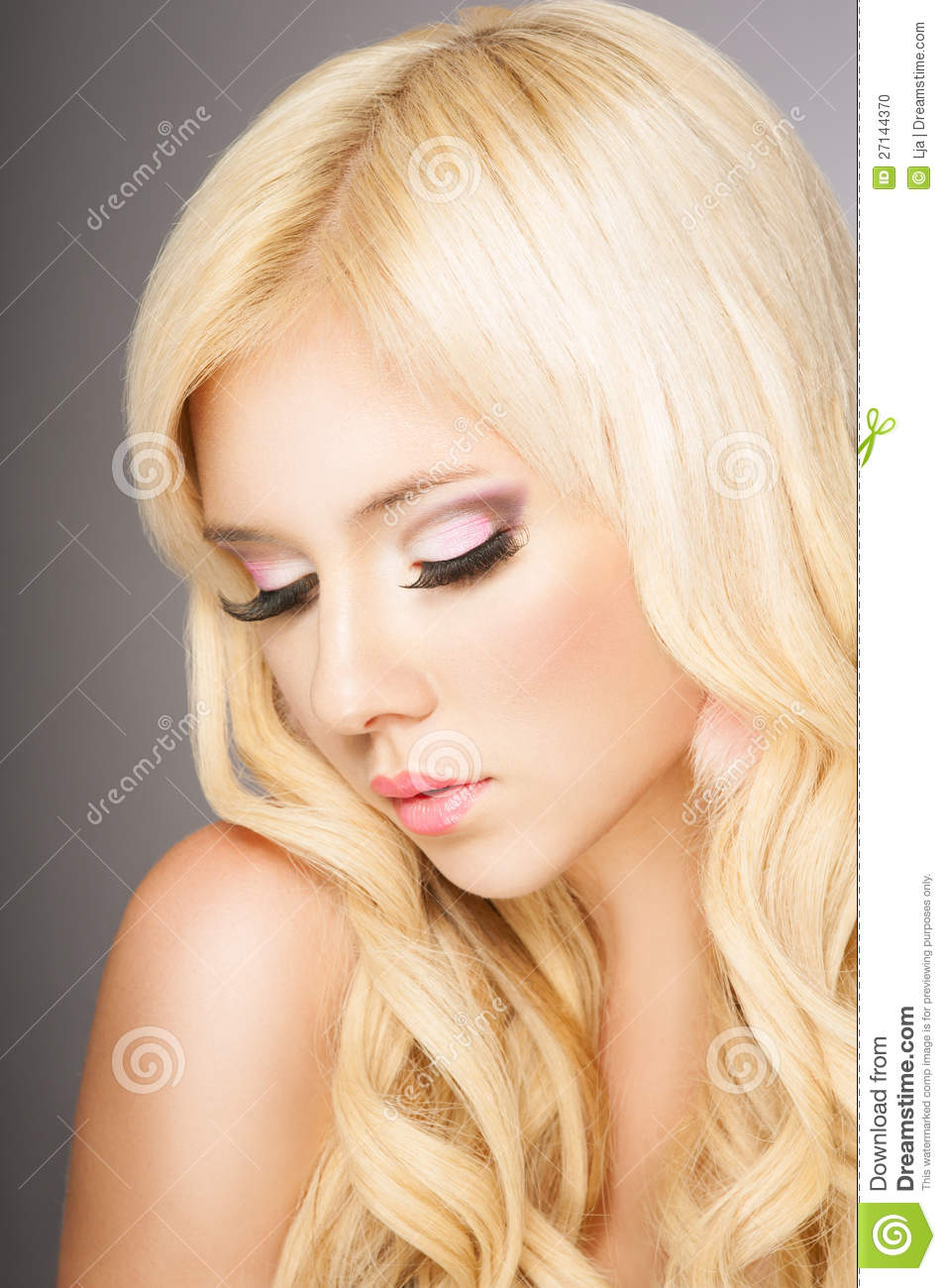 blond woman stock photo image 27144370 crown clipart black and white crown clipart