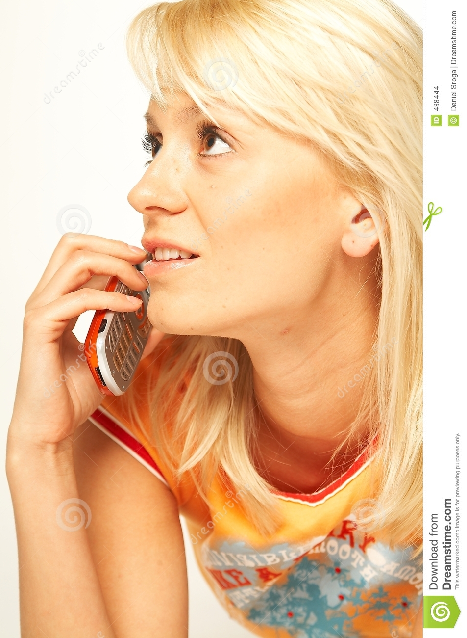 Business Woman On The Phone Stock Photo - Image of fresh