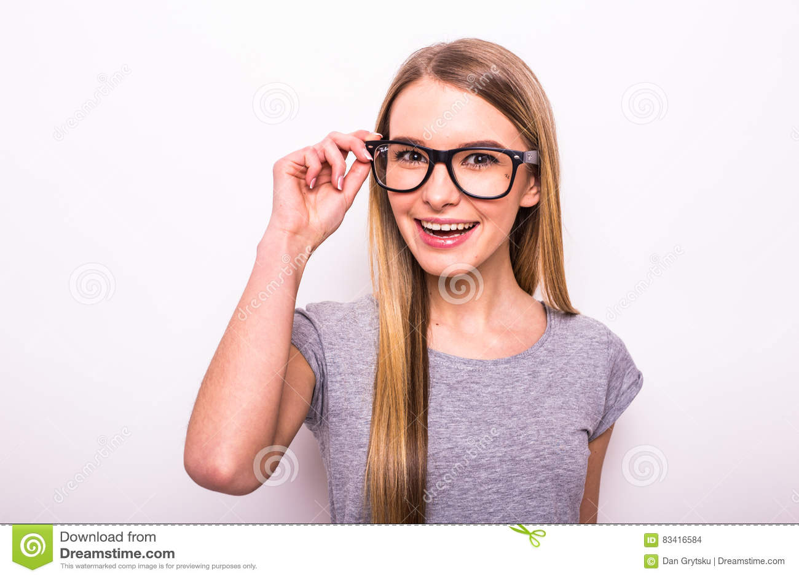 Blonde teen glasses business man | Sex gallery)
