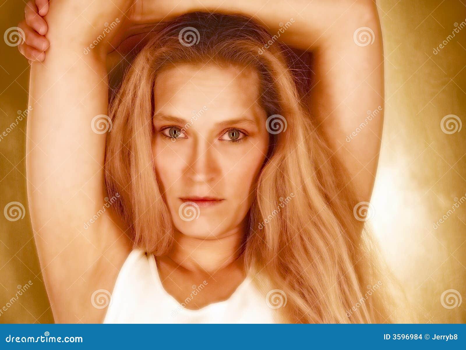 Blonde Schoonheid