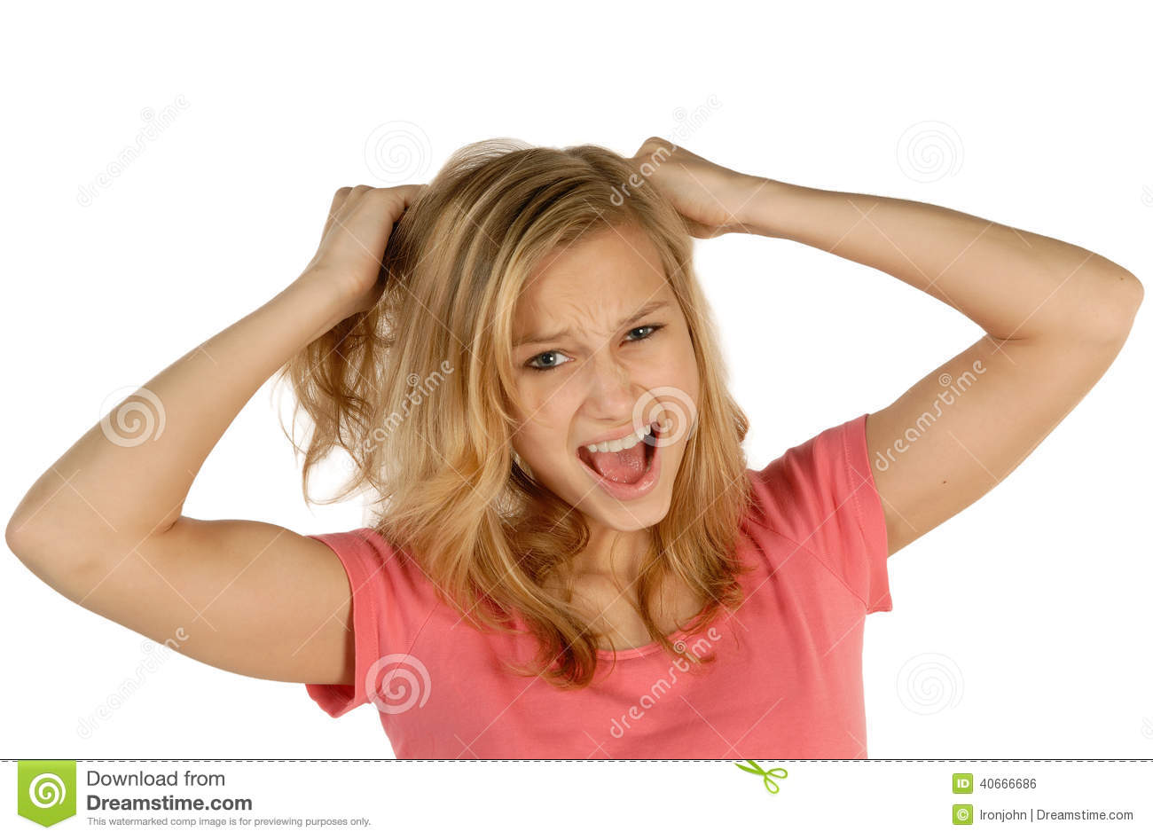 a4ef17a167c Angry Blonde Teen Stock Images - Download 354 Royalty Free Photos