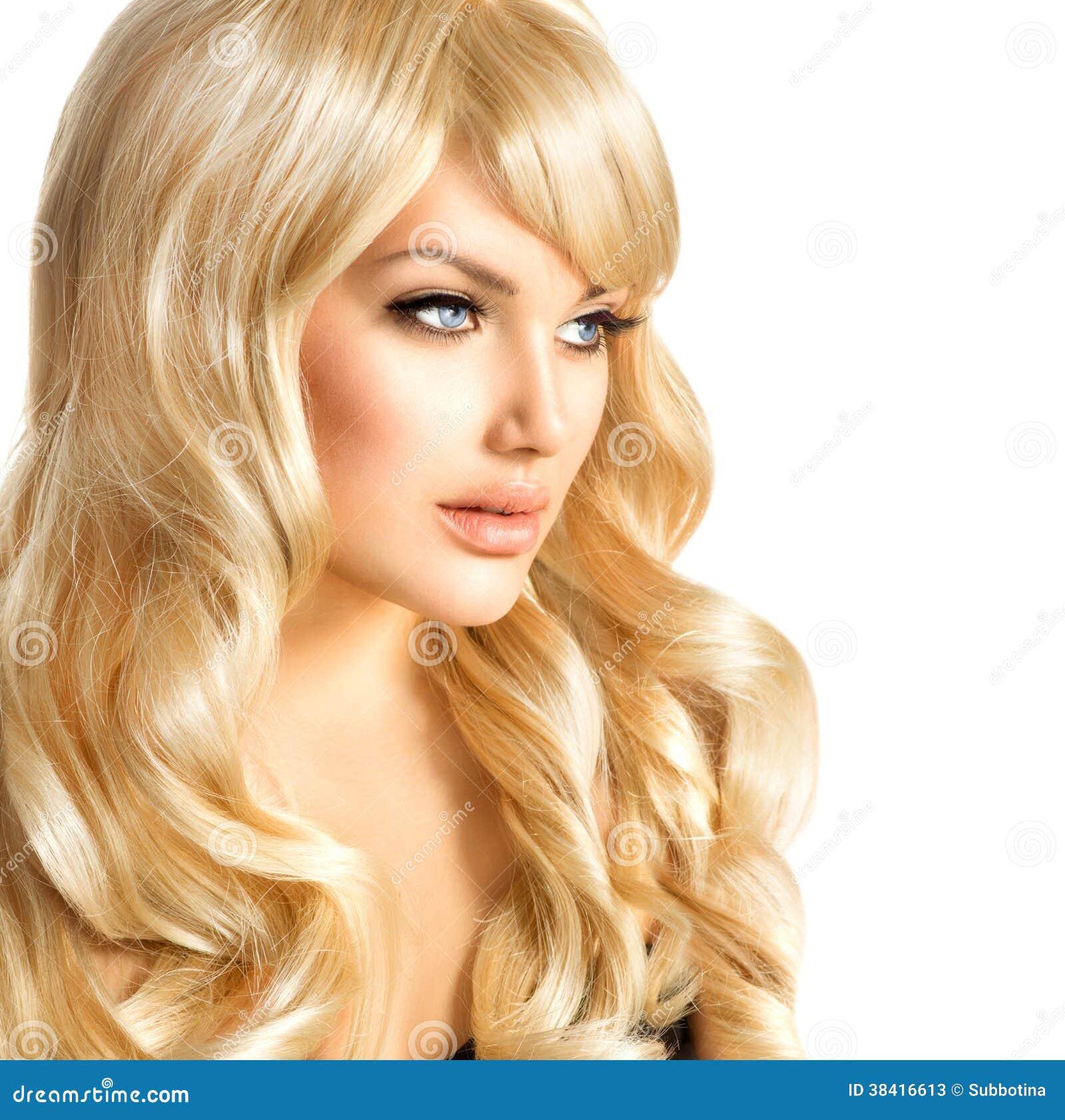 Фото блондинок с красивыми волосами 19 фотография