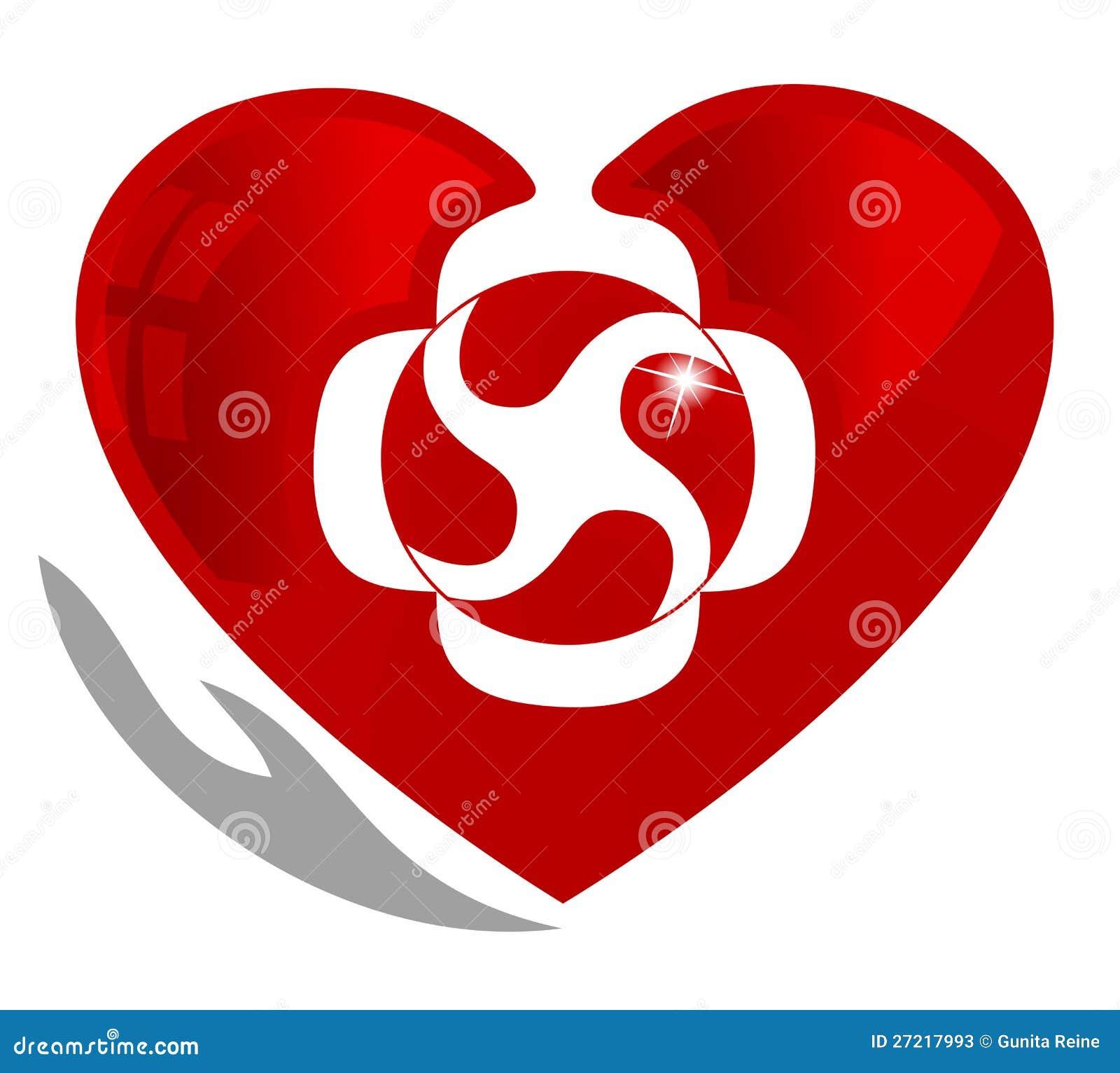 Blood Circulation Symbol Stock Photos - Image: 27217993