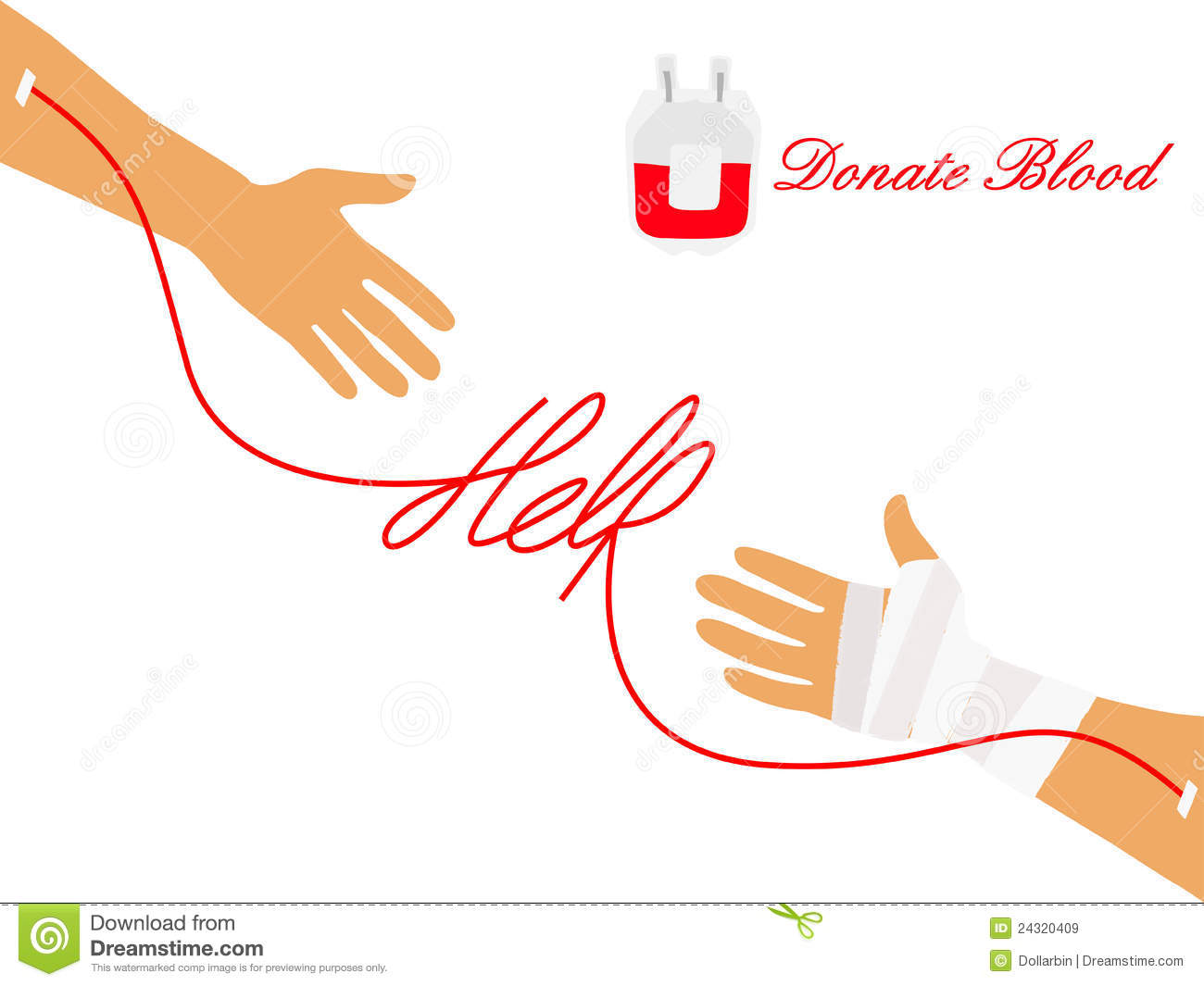 health care market blood donation