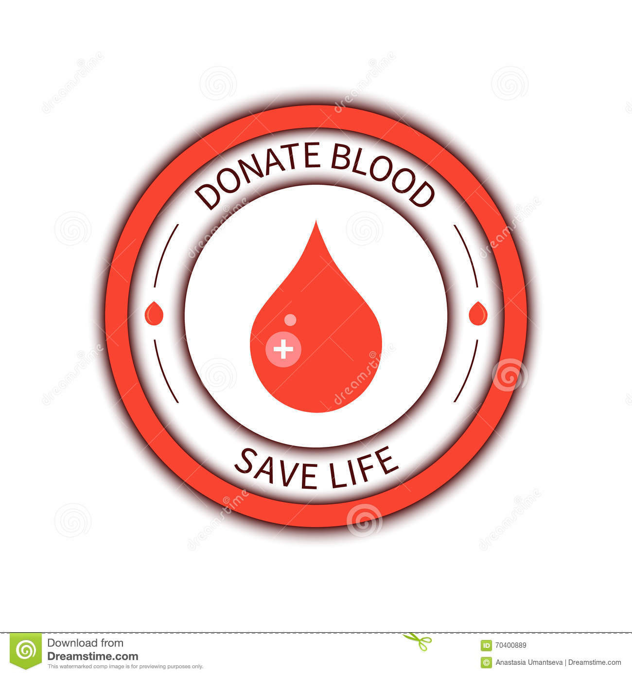 Blood donation poster stock illustration illustration of blood blood donation poster thecheapjerseys Gallery
