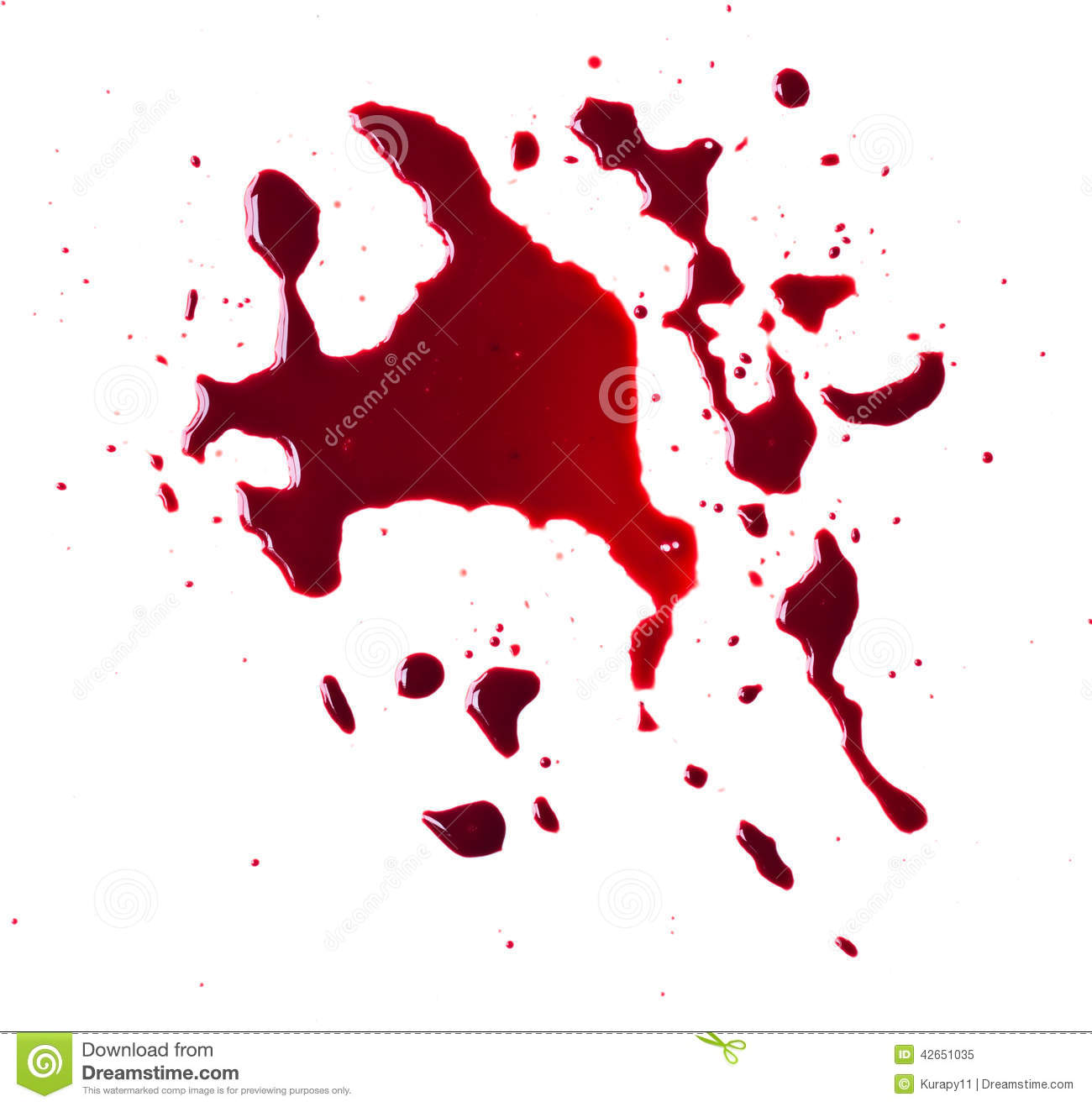 blood drip stock photo image 42651035