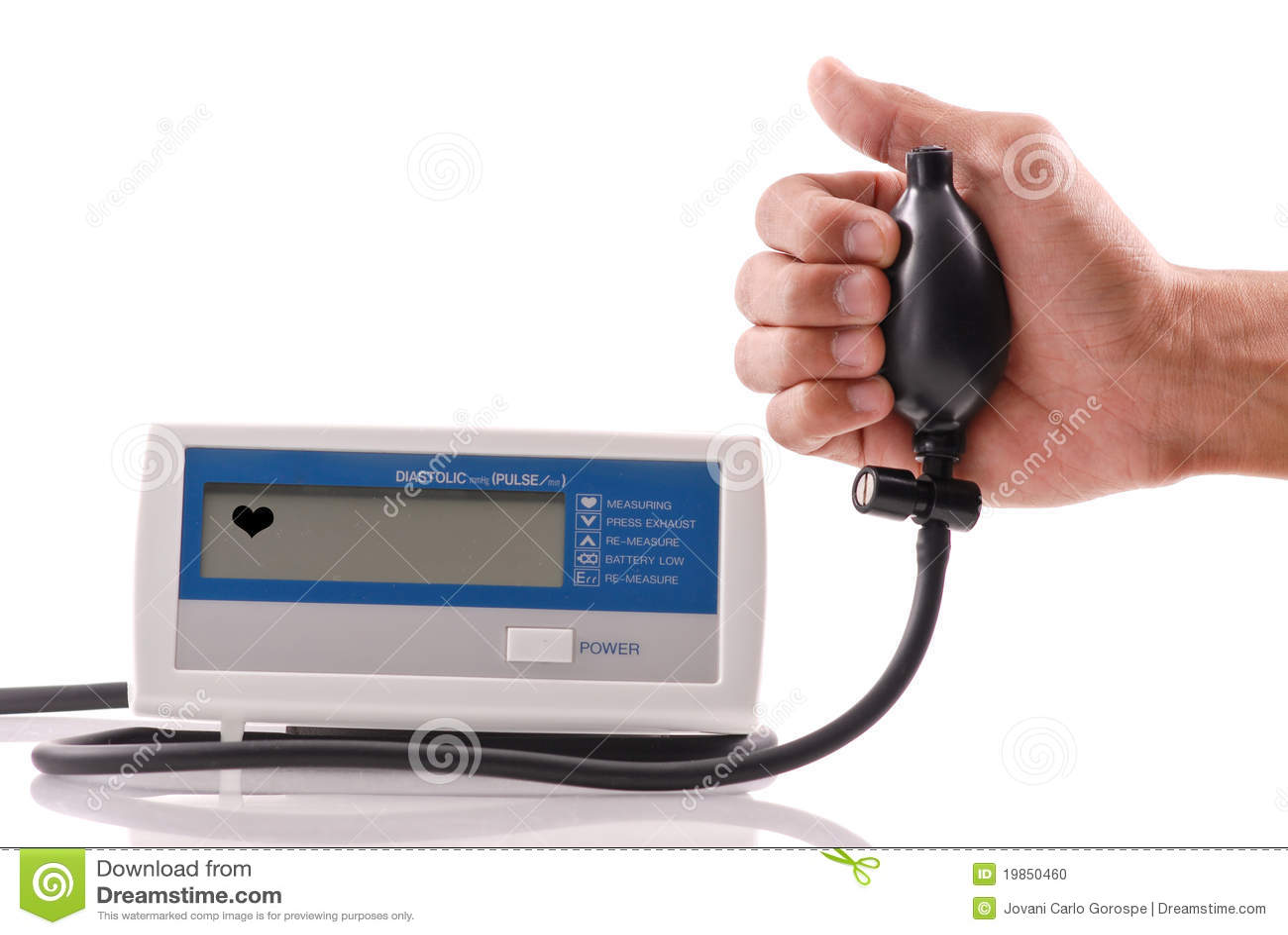 high blood pressure machine price