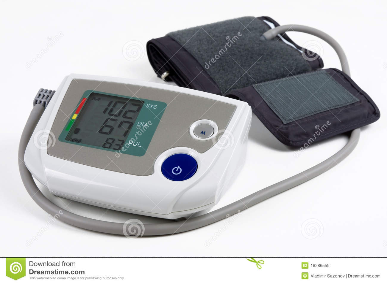 what is map on blood pressure machine
