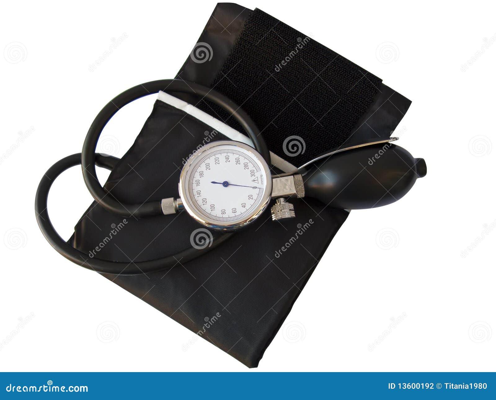 Blood pressure sphygmomanometer,clipping path
