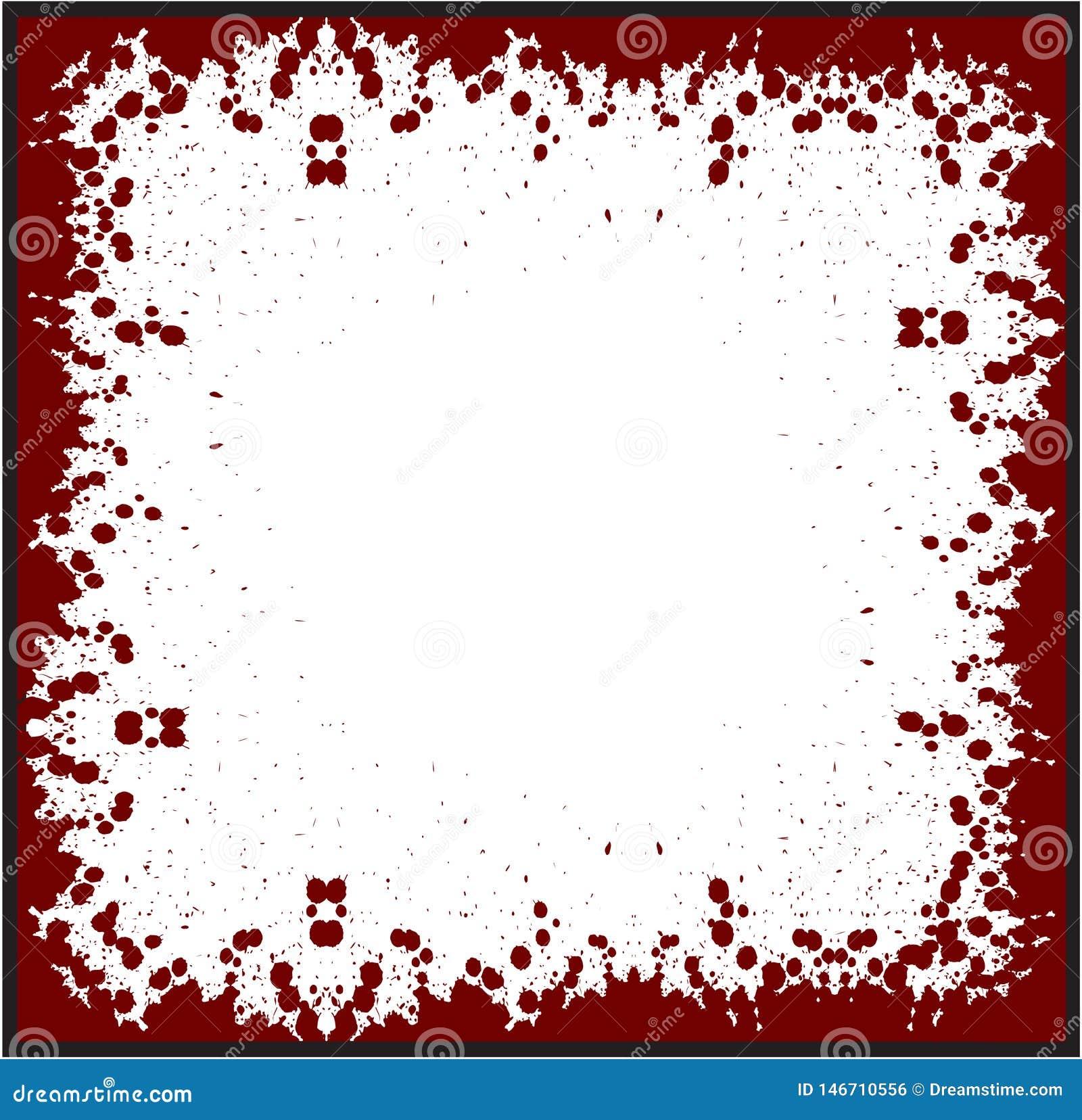 Blood red blooddrop血淋淋的难看的东西