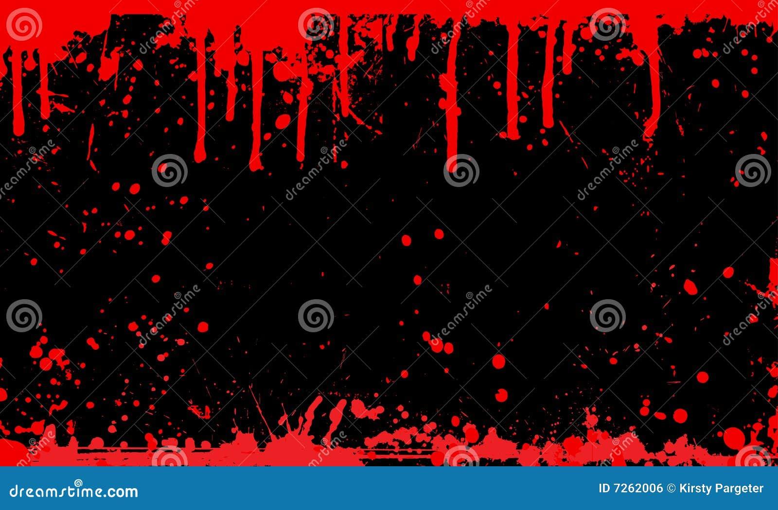 blood splat background stock vector illustration of