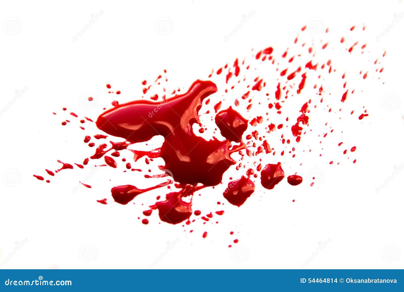 Blood splatter stock photo  Image of splattered, stain