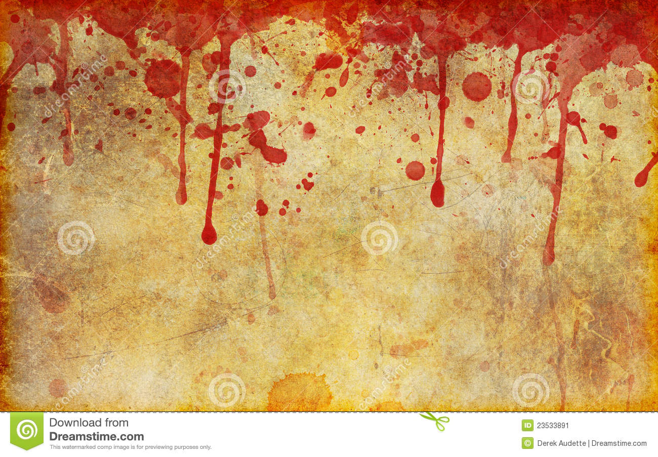 Blood Splattered Old S...