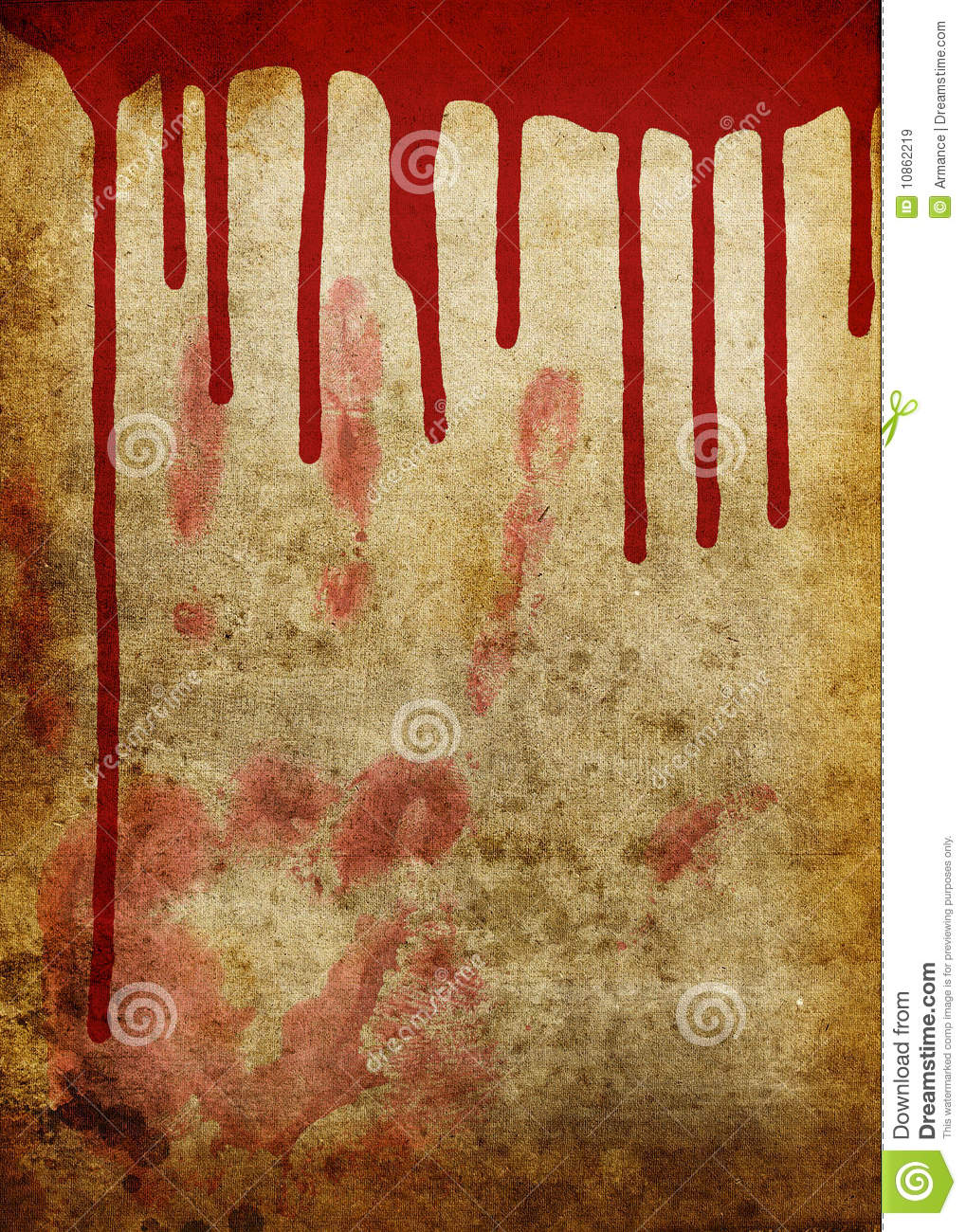 bloody old paper royalty free stock images