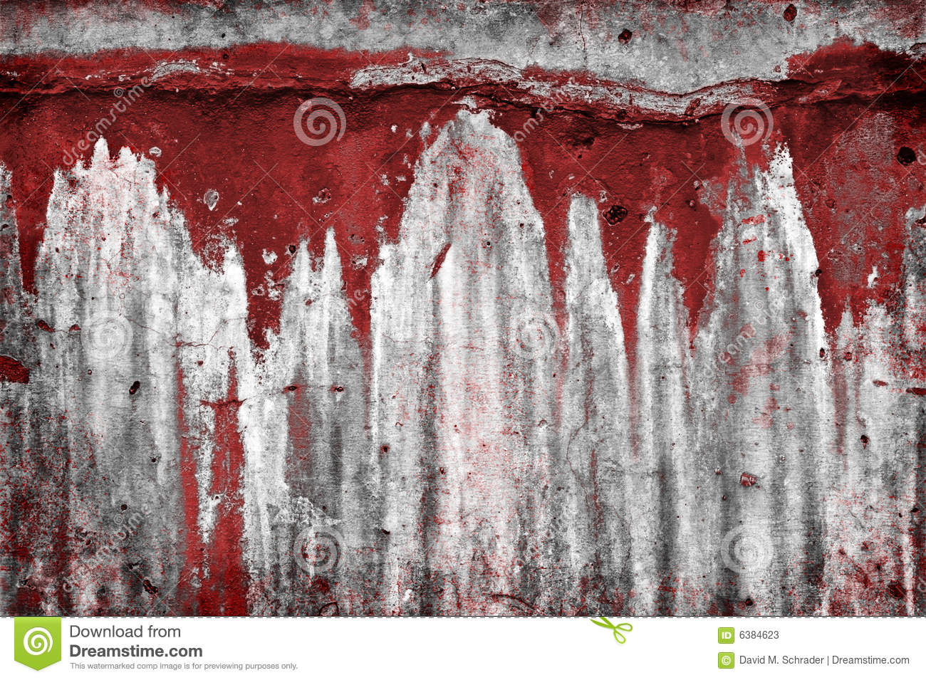 Bloody Wall Stock Image Image Of Closeup Foreboding
