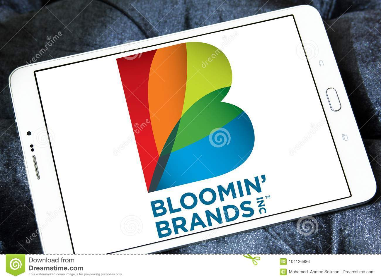 Bloomin Brands Company Logo Editorial Photo Image Of Signs