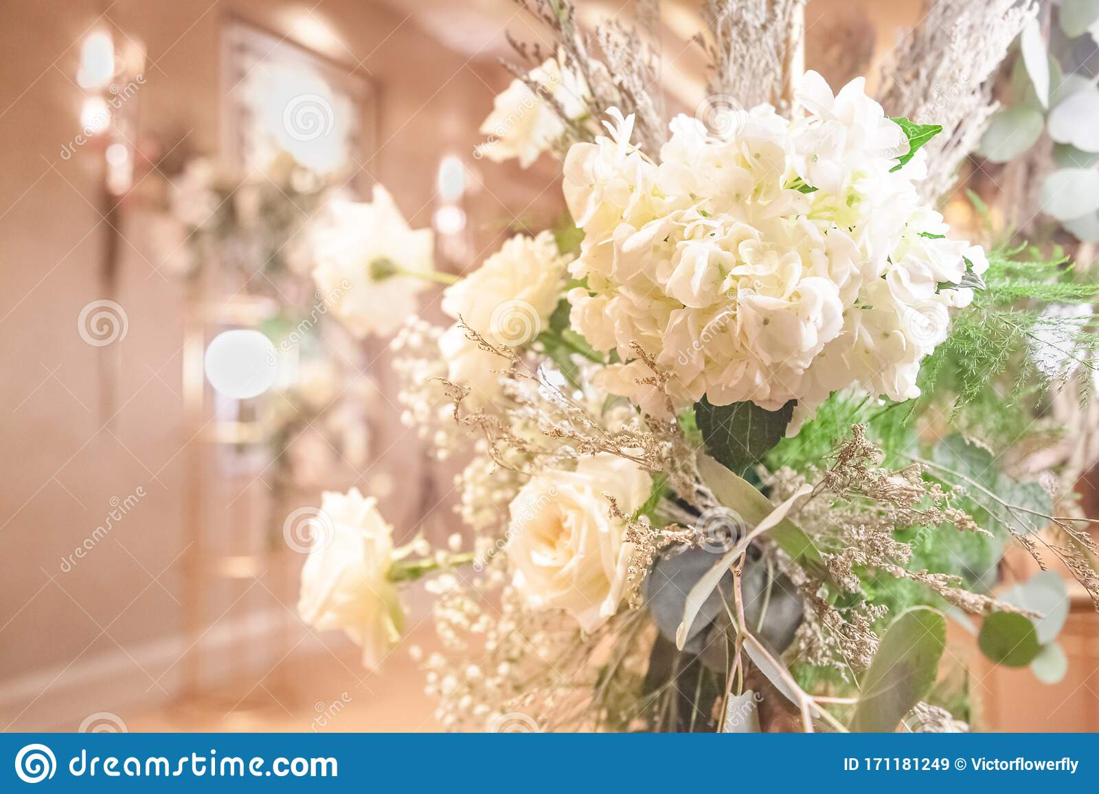 Blooming Fresh Flower Bouquet On Reception Table Background Decorative Ornamental Flower Nature Valentine Day Home Decoration Stock Image Image Of Decoration Background 171181249,Front New Dream House Home Design