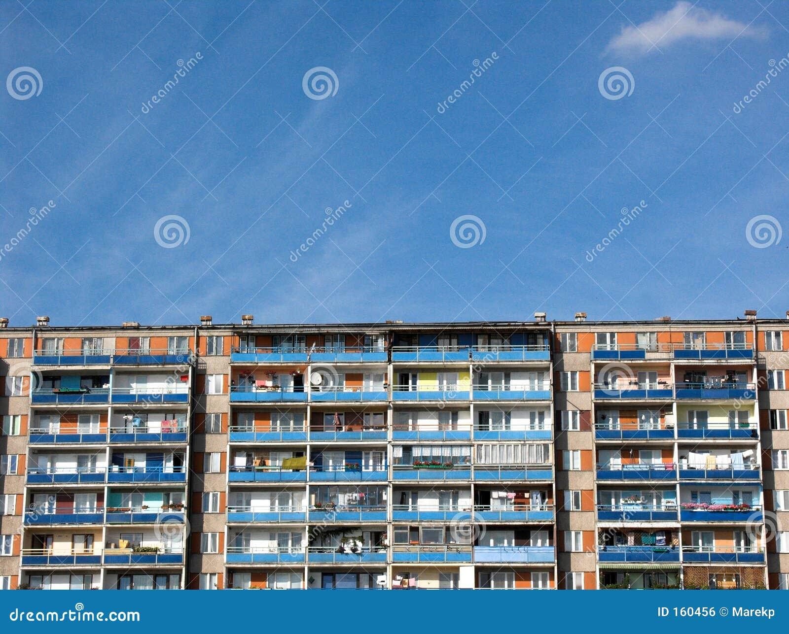 Bloque de viviendas