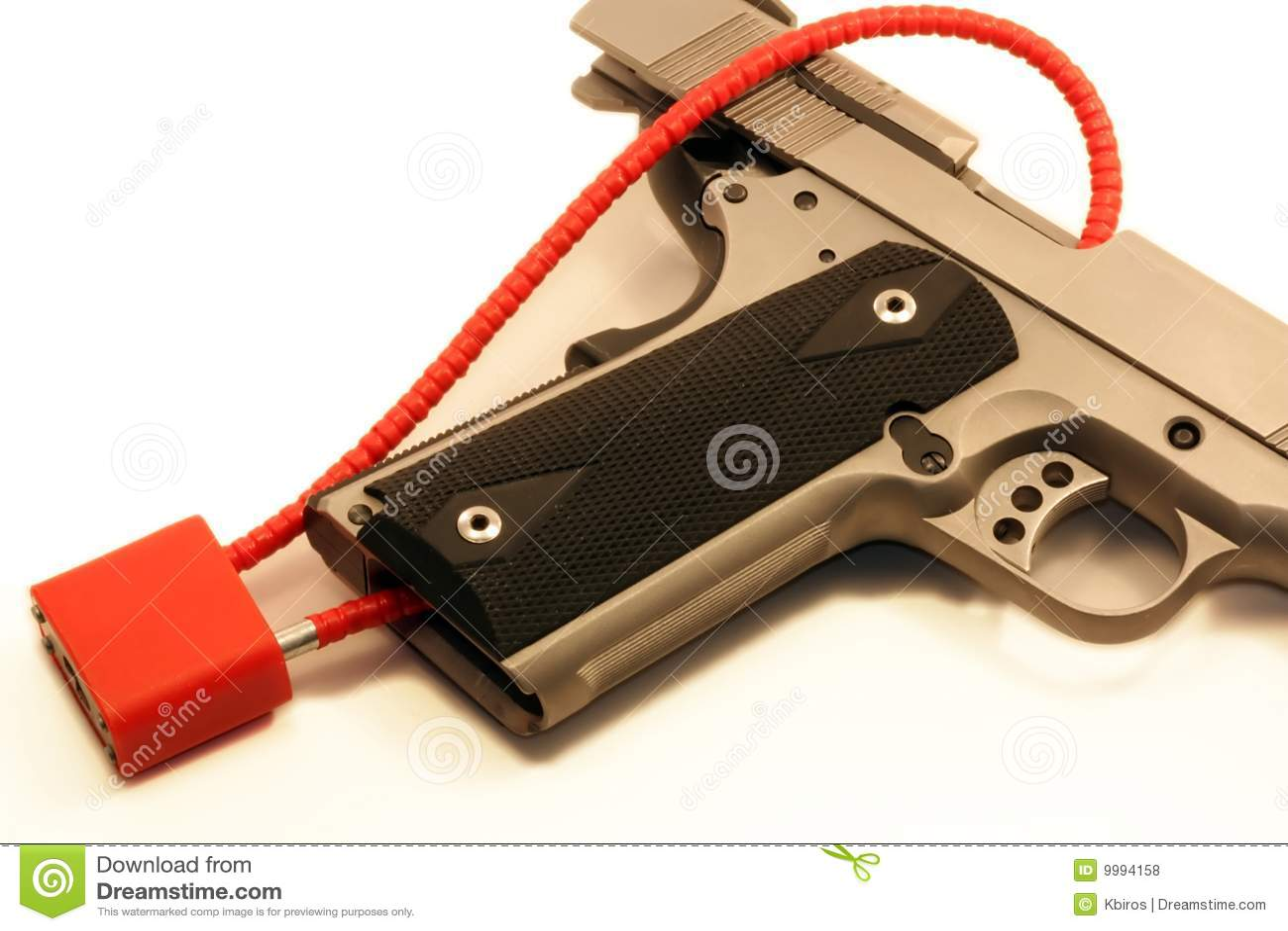 Bloqueo del arma