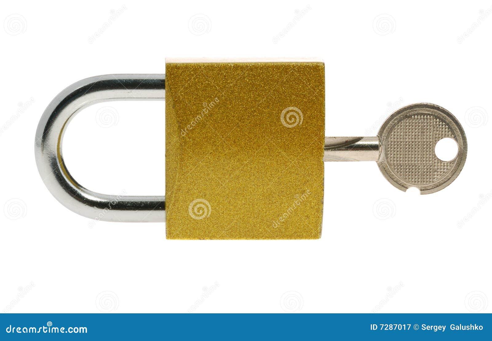 Bloqueo y clave