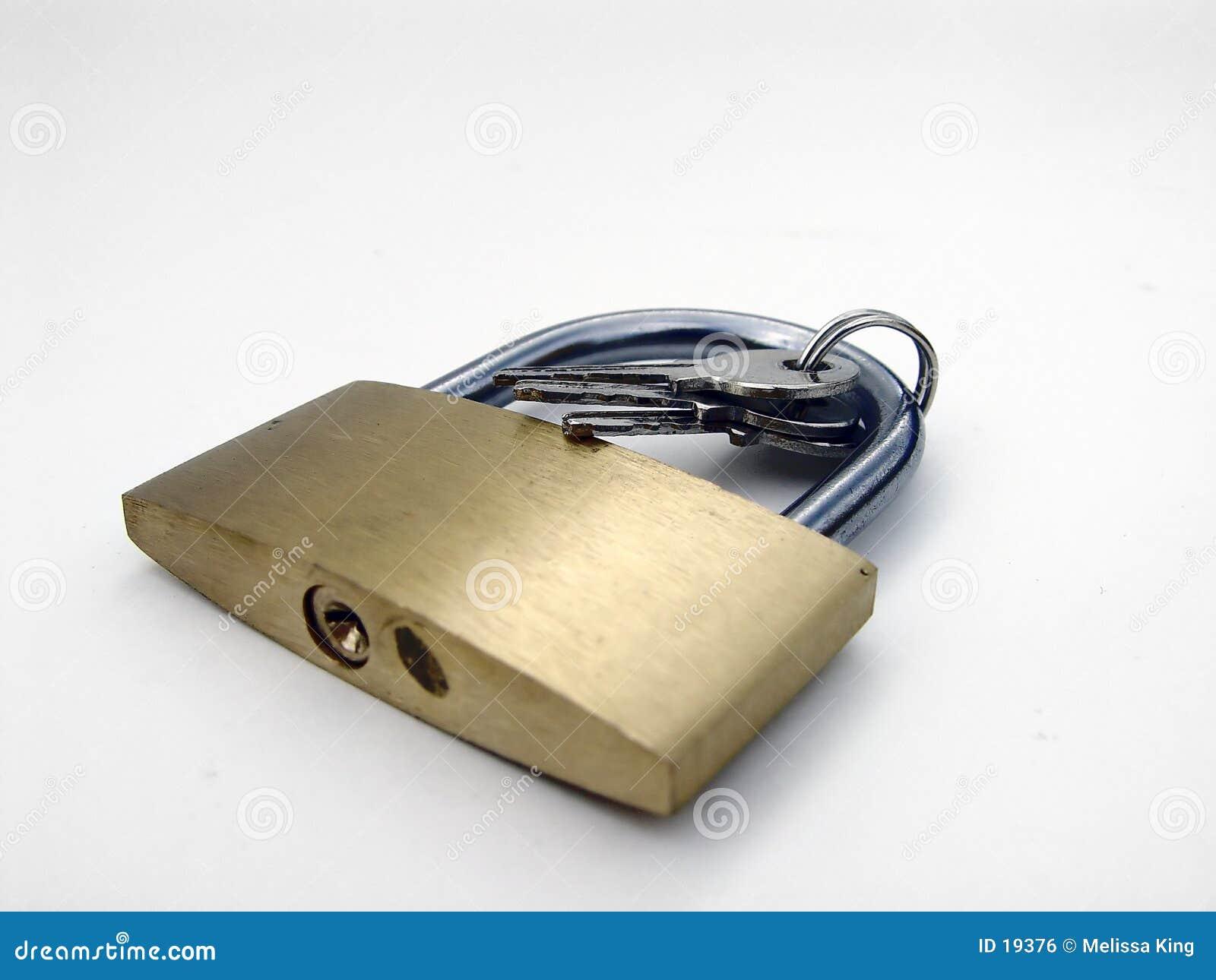 Bloqueo y claves