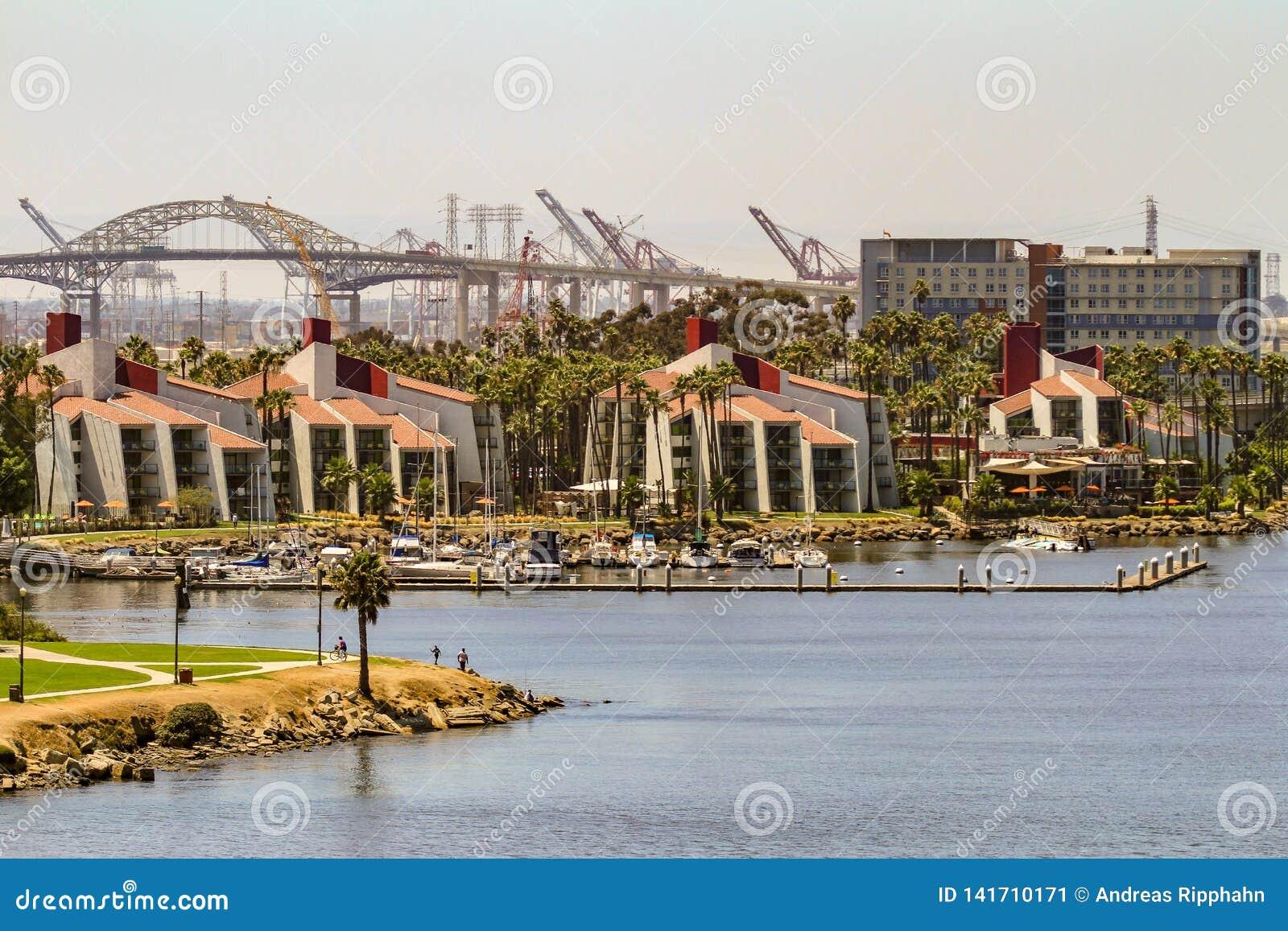 Bloques de apartamentos tropicales de lujo de la costa