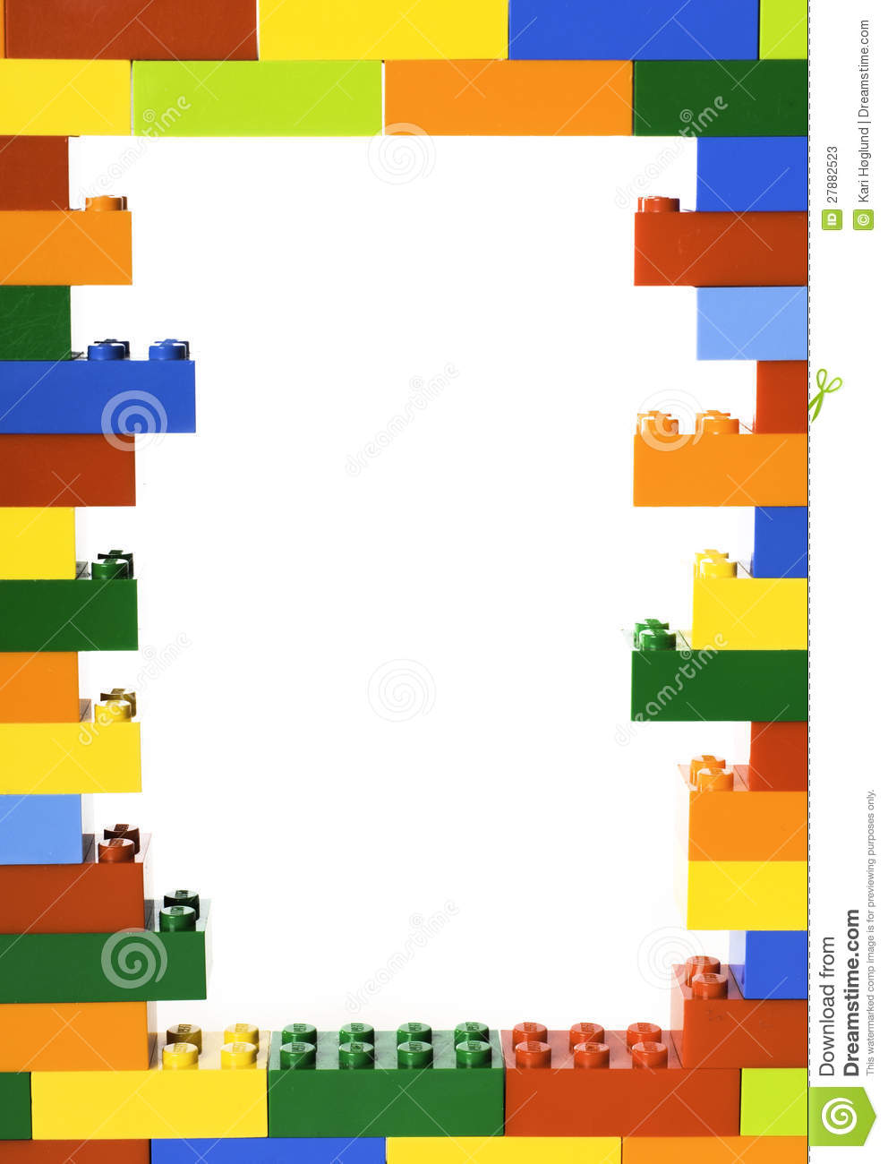 Building Blocks Border