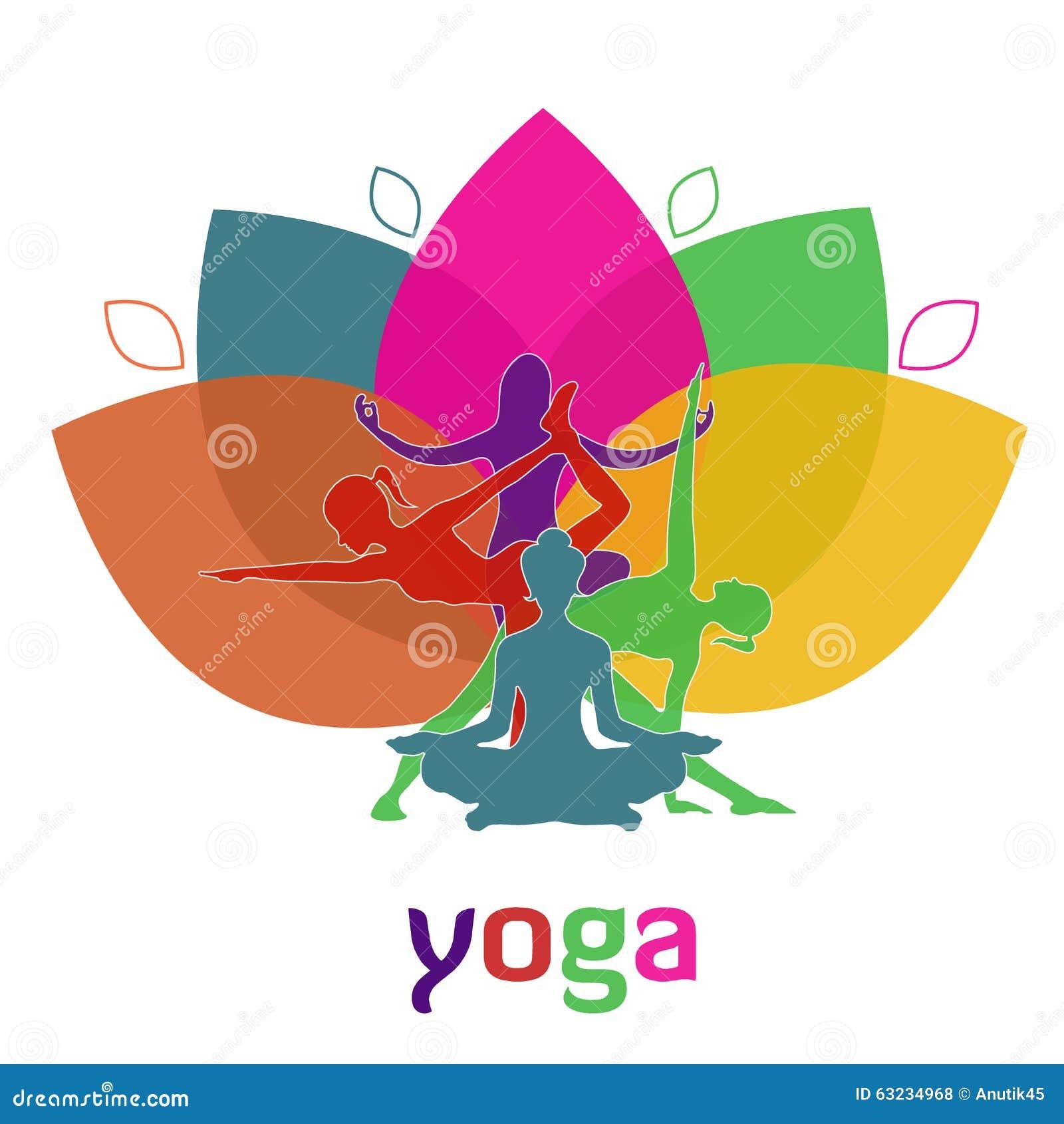 Flower Drawing App: Blossom, Lotus, Flower, Yoga, Vector Illustration, App