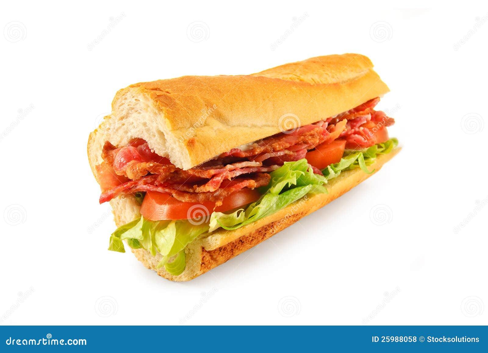 blt sandwich baguette royalty free stock photos image 25988058 sub sandwich clipart free sub sandwich clip art images